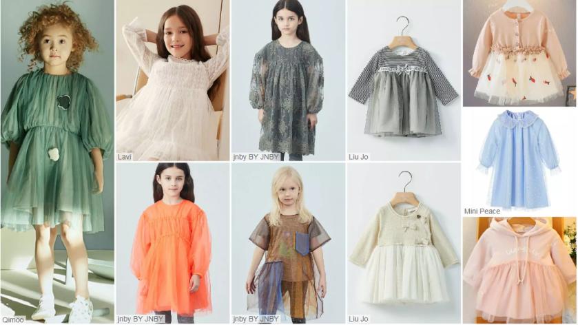 sheer fabric dresses