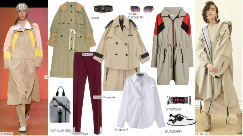 The Drawstring Trench Coat