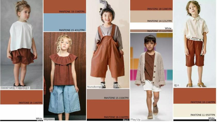 Comfortable Life -- Color Combinations