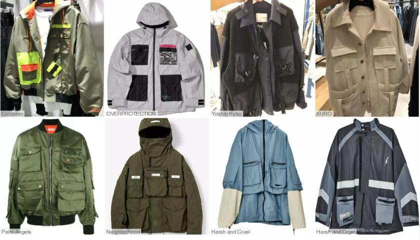 Fashionable Functional Jackets