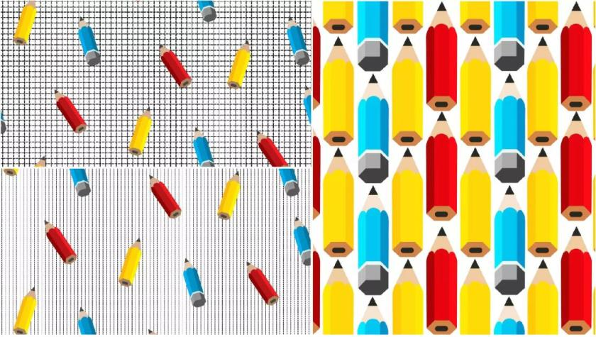 Fashionable Pencils