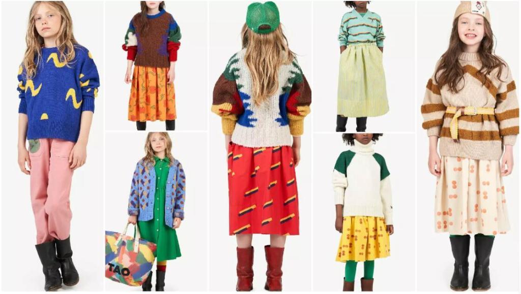Girls' Knitwear