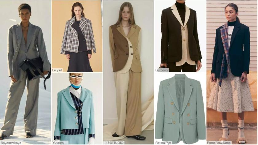 Mock-layer Suits