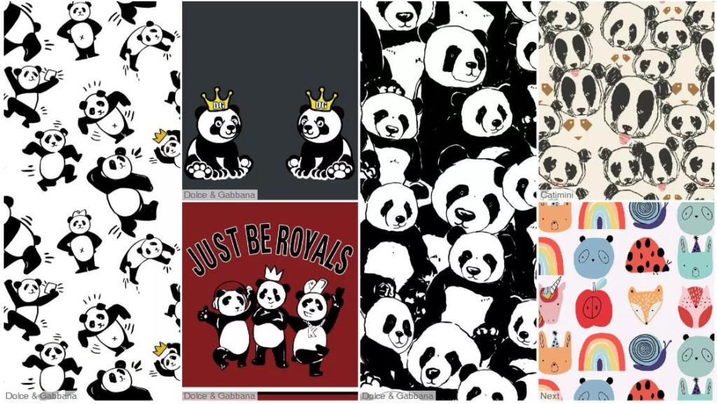Patterns from Big Brands
