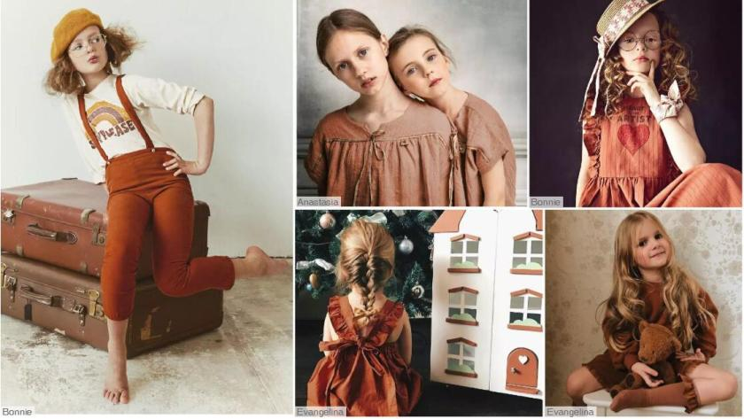 Potter's Clay -- Celebrities' Outfits