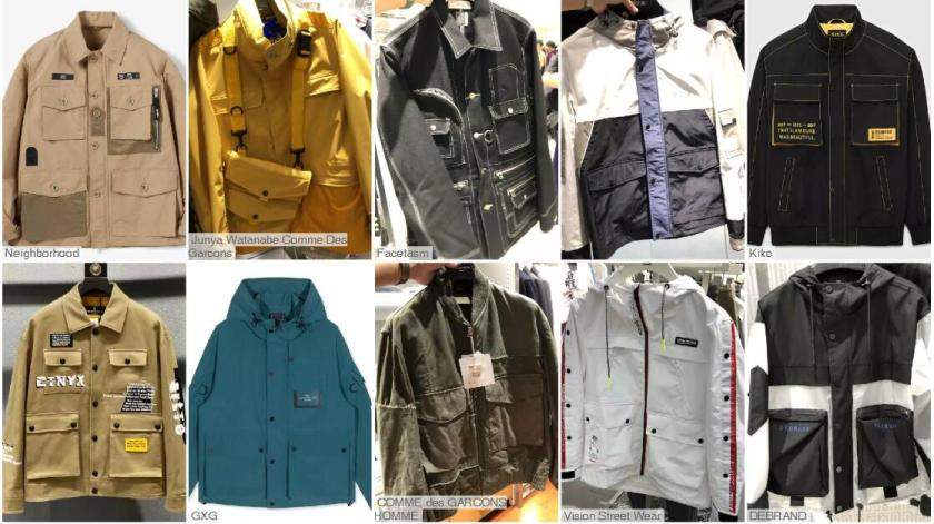 Practical Workwear Jackets