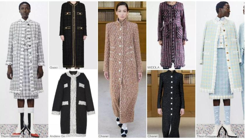 The Chanel-Style Straight Coat