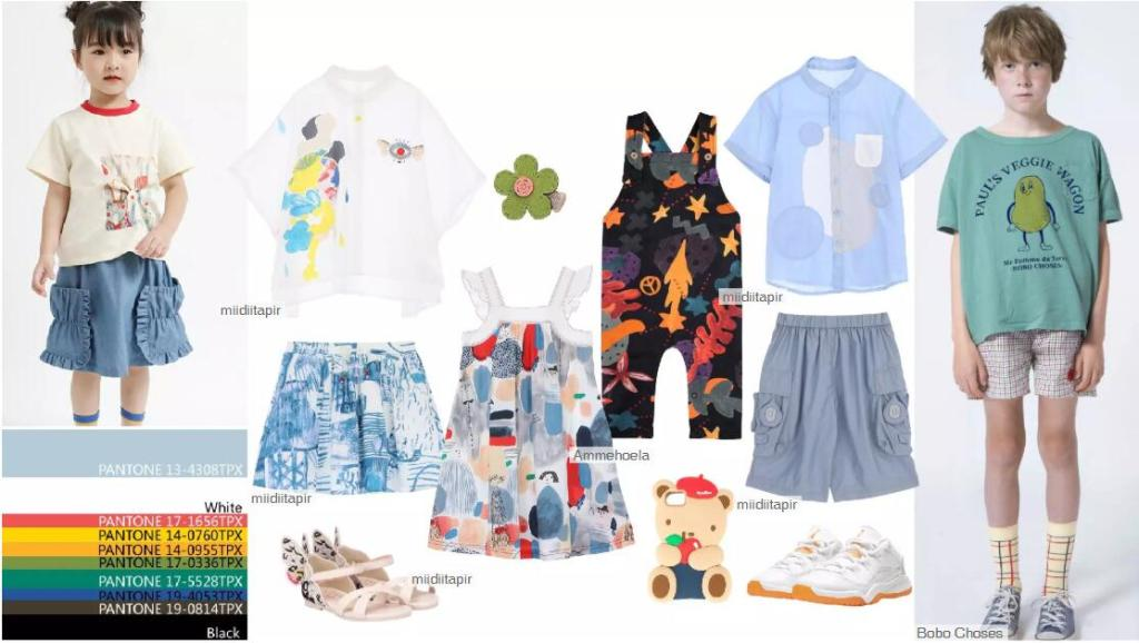 Clothing Collocation- Summer