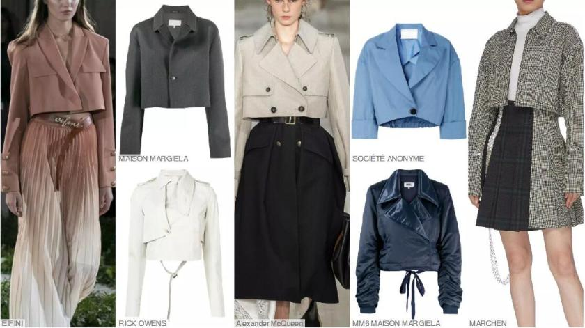 Cropped Suit Jackets