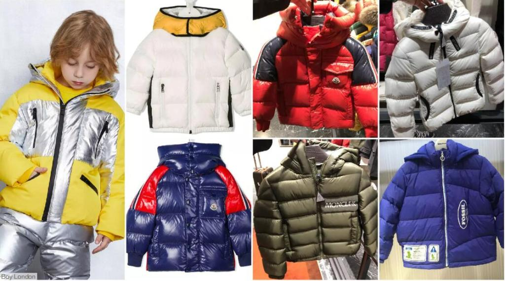 Functional Down Jackets