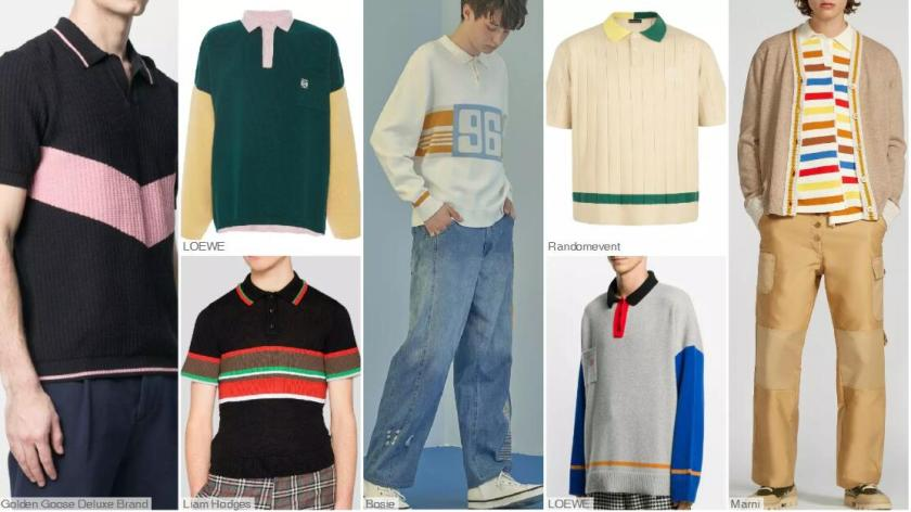 The Knit Polo Shirt