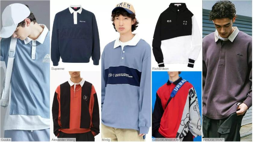 The Sweatshirt Polo Shirt