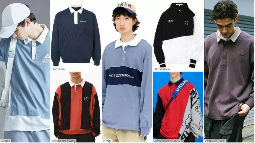 The Sweatshirt Polo Shirt