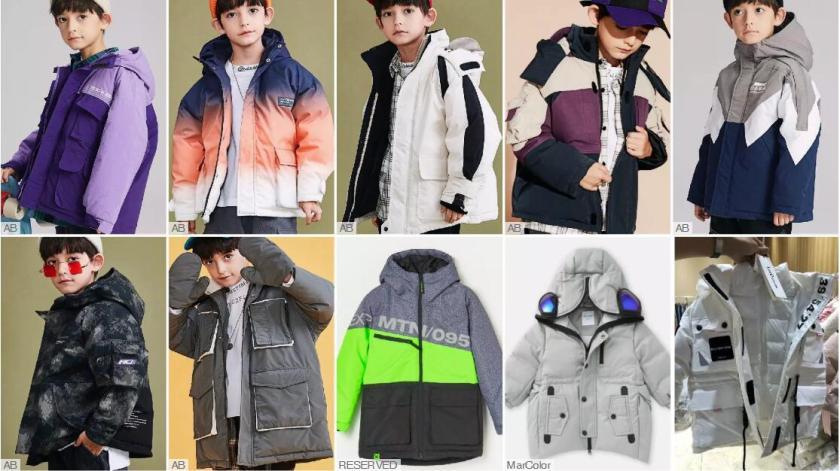 Workwear Puffa Jackets