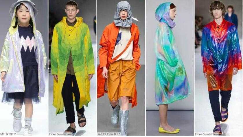 Key Item -- Trench Coats