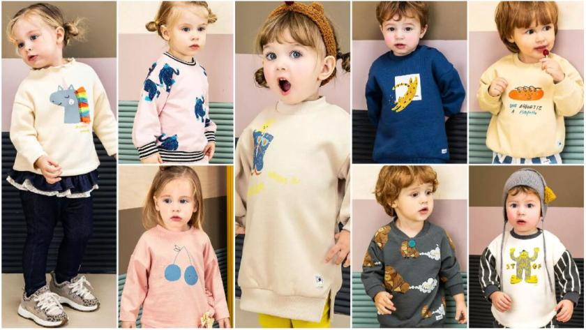 Sweatshirts with Fun Patterns