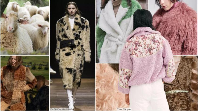 women's fur