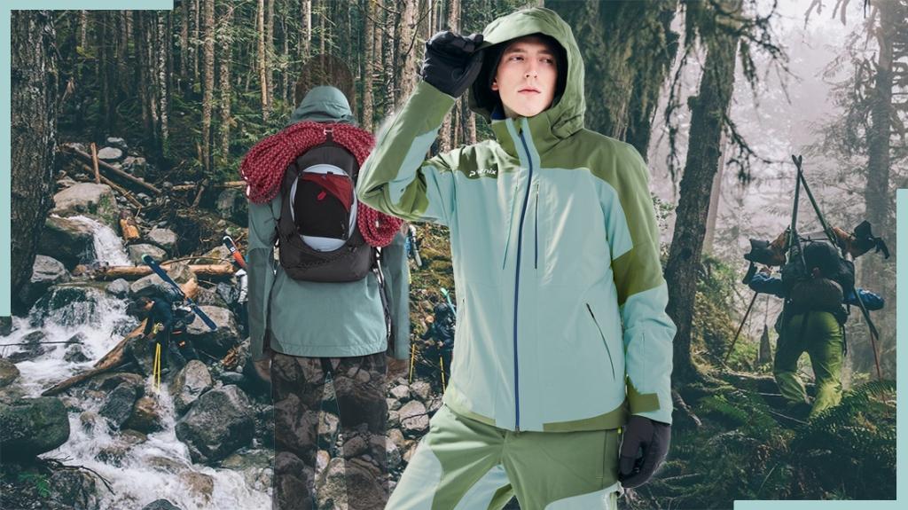 Men's Outdoor Jackets
