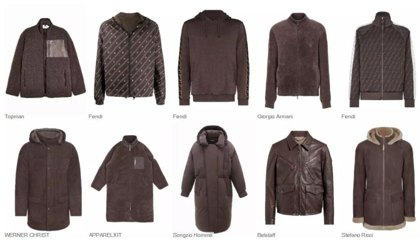 Deep Mahogany Recommended Styles