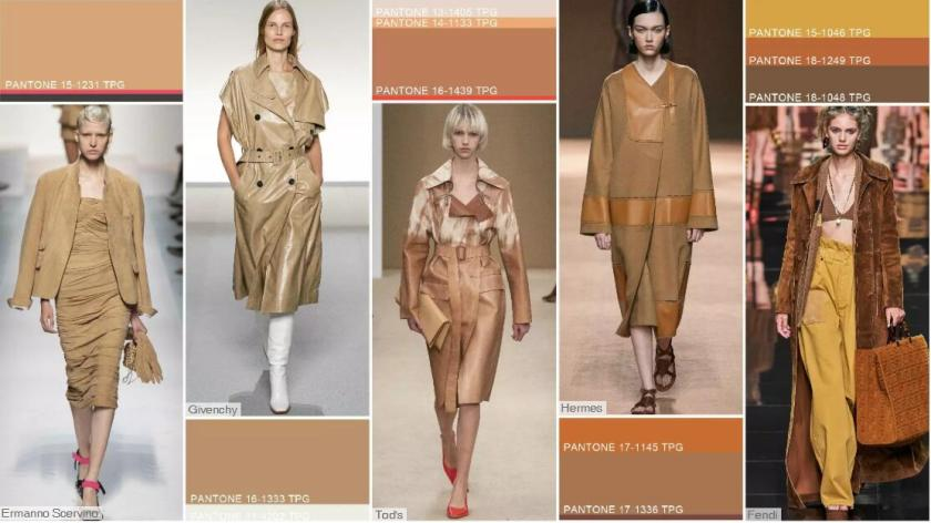Key Color Tones- Earth Tones