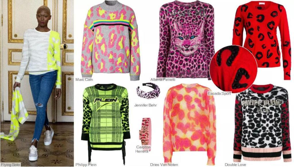 Leopard Print- Styles