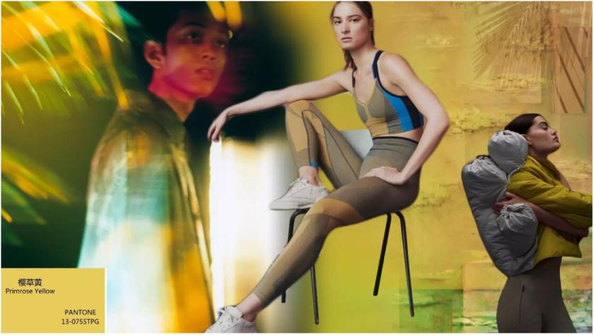 Primrose Yellow -- Inspiration