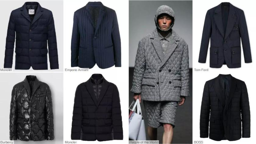 Puffa Jackets with Lapels