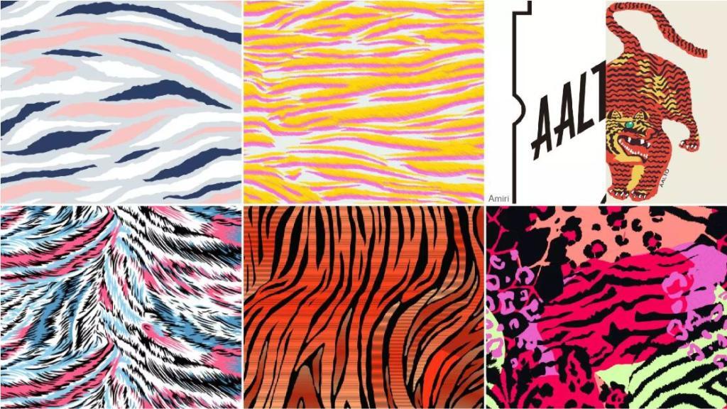 Tiger Print- Patterns