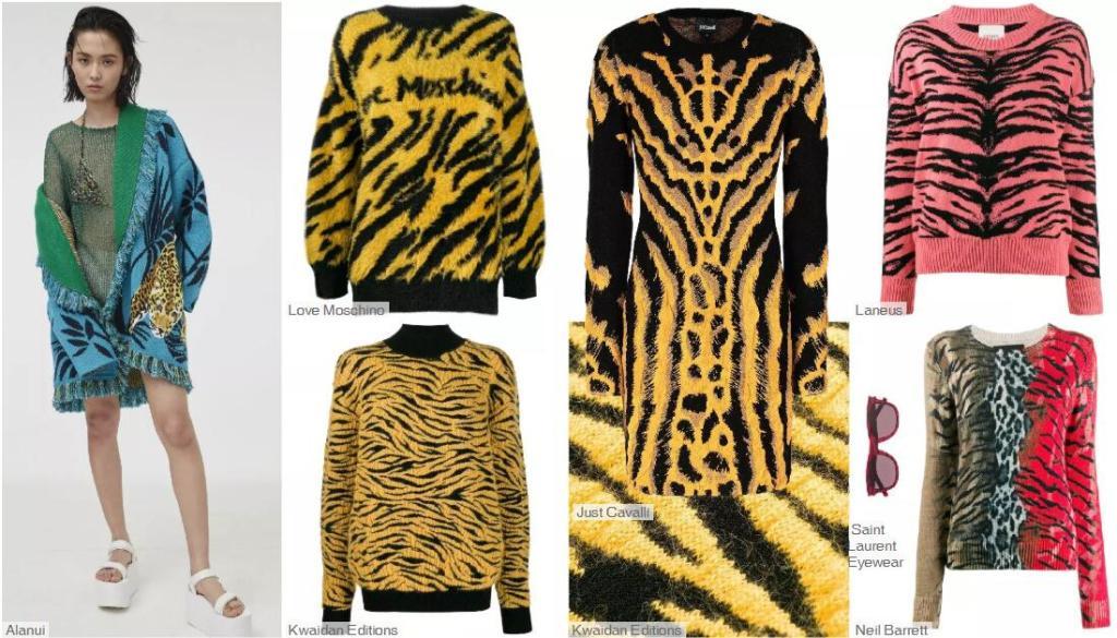 Tiger Print- Styles