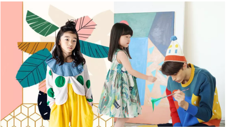 The Design & Development of Kidswear
