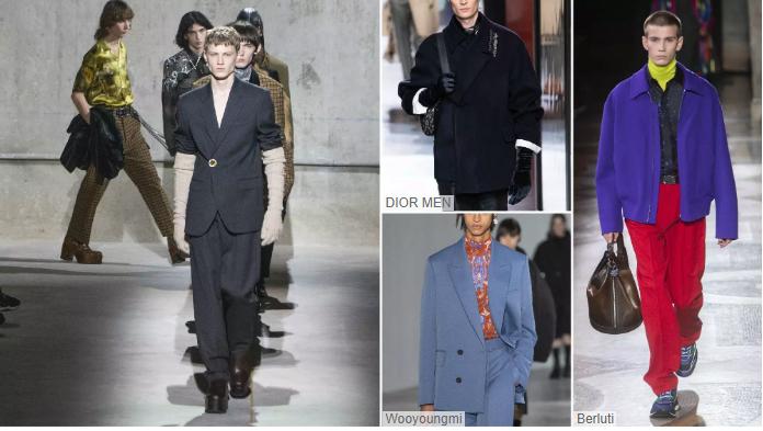 Paris Menswear Fashion Week