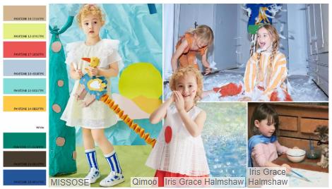 The Design & Development of Kidswear