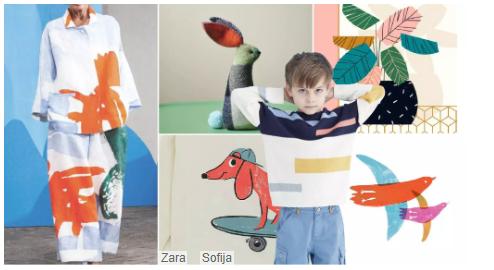 kidswear pattern