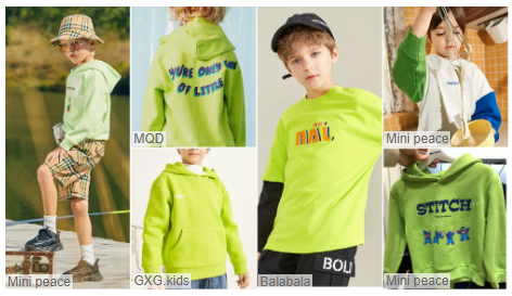 Chic Color -- Fluorescent Green