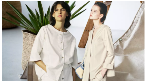 Silhouette Trend for Women's Shirts