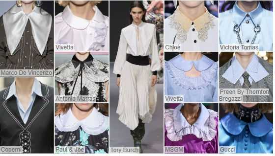 Collection of Collar Details