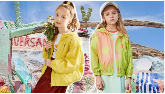 Girls' Outerwear