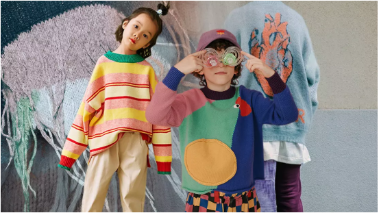 Kids' Knitwear
