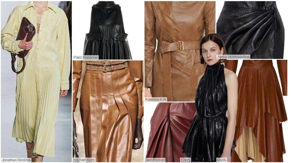 Pleating style