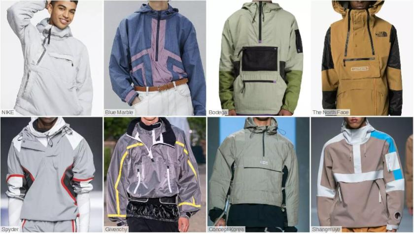 The Wind-proof Pullover Jacket