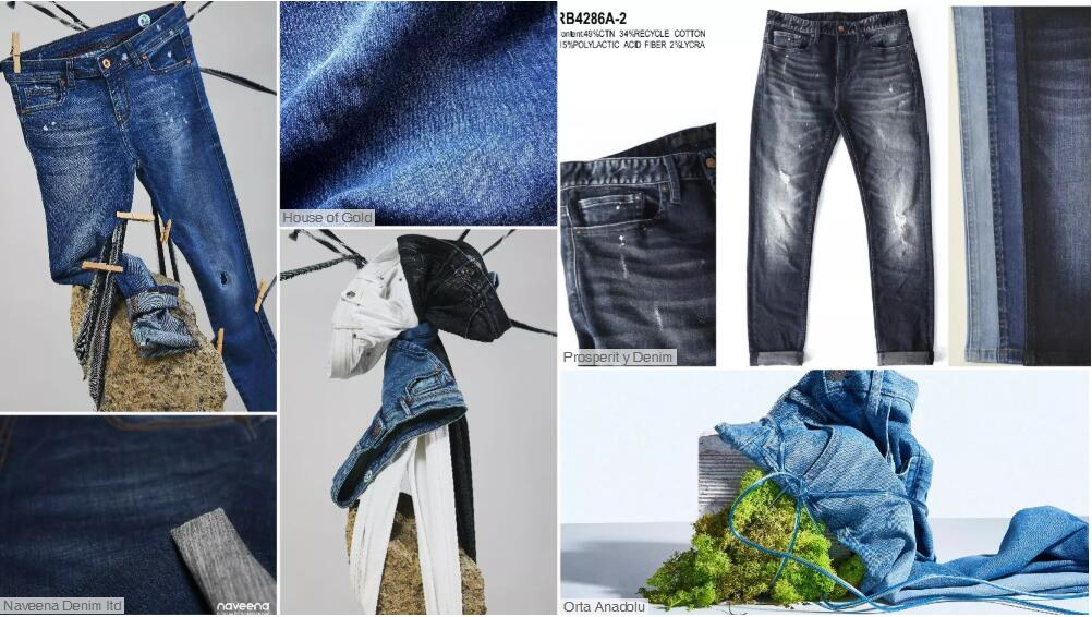 fashion denim style