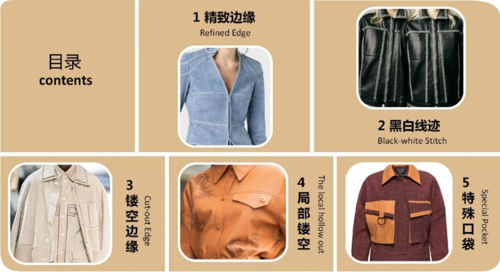 Women's Leather Clothing