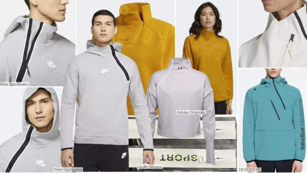 Fashion Sport Sweatshirt
