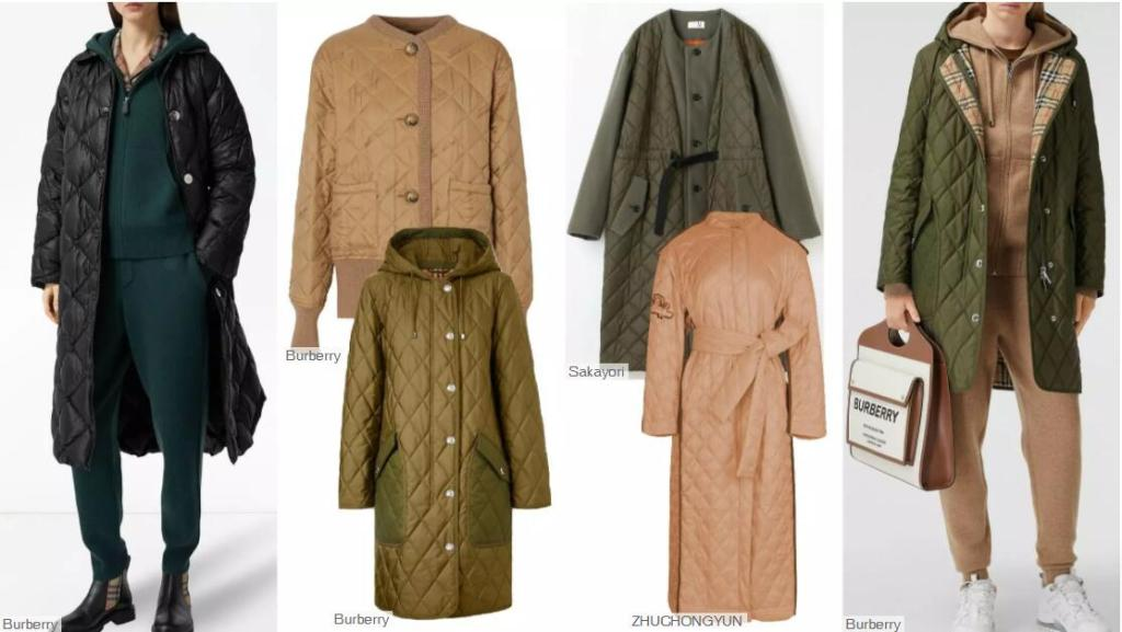 Women's Puffa Jacket