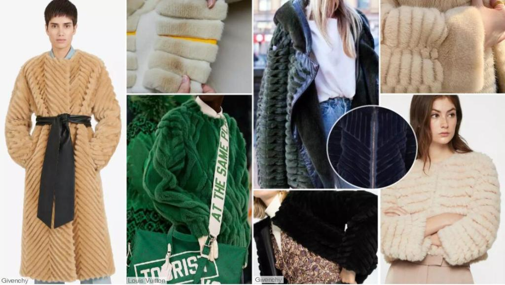 Women's Fur and Leather