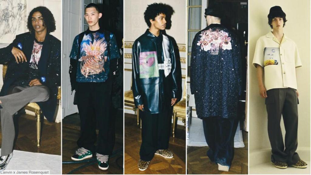 womenswear pattern