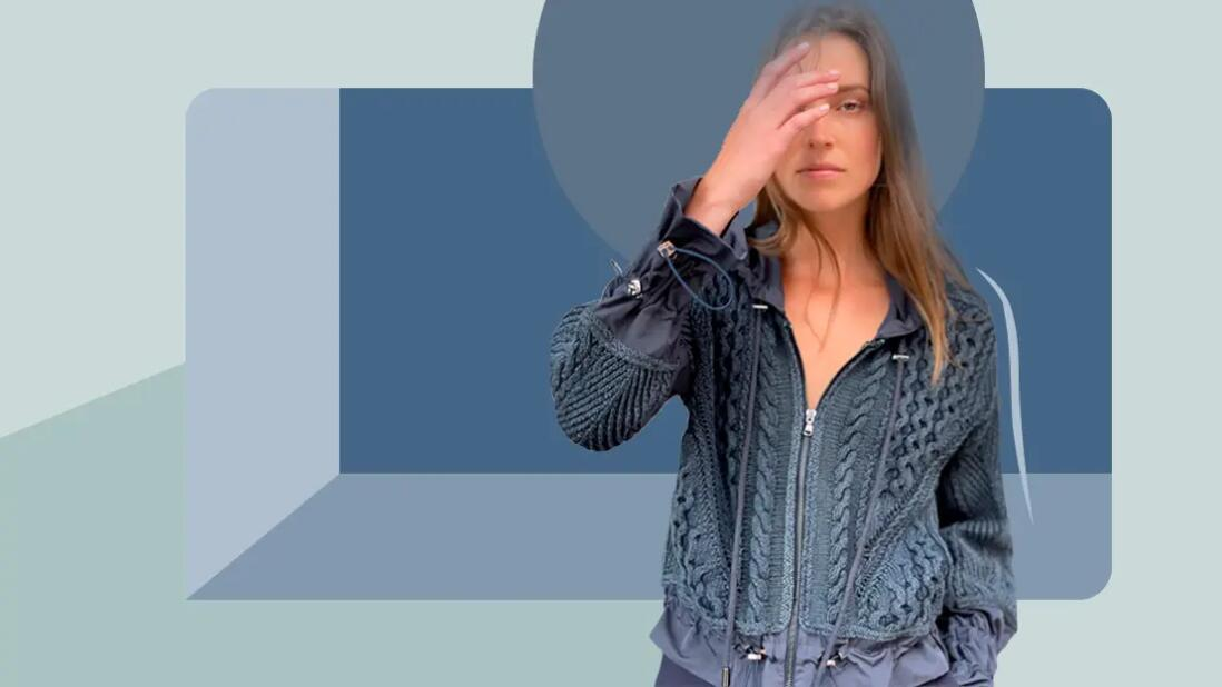 The Practical Outerwear Trend for Women'sKnitwear