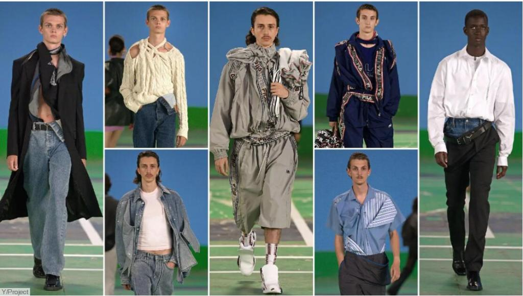 Menswear Fashion Week