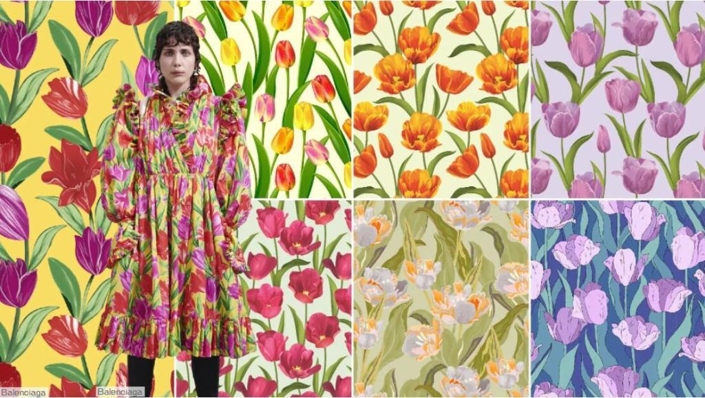 Bloom Pattern Trend
