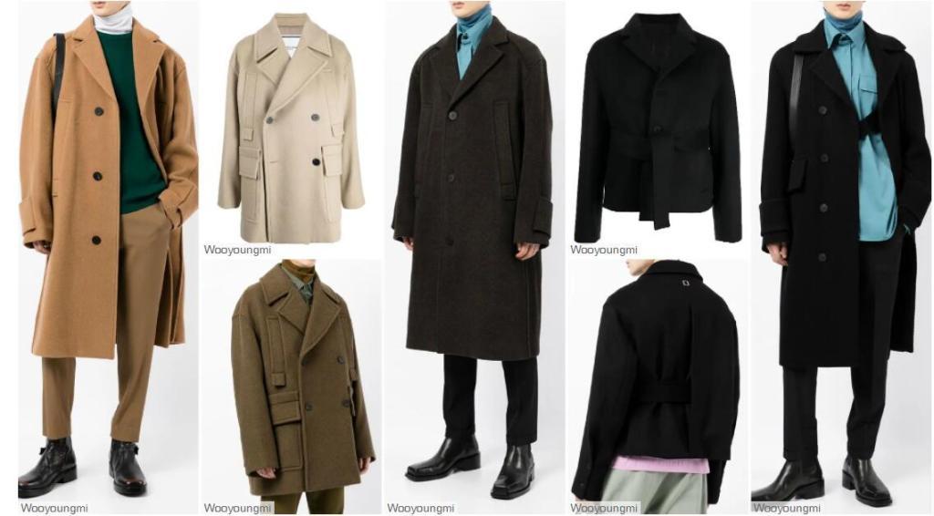 Menswear Designer Brand